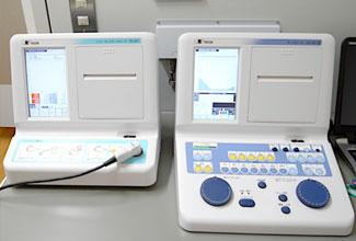 聴覚機能検査機器